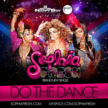 Crystal Tamar (Sophia Fresh) - Do The Dance