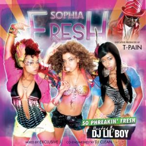 Crystal Tamar (Sophia Fresh) - So Phreakin Fresh Mixtape