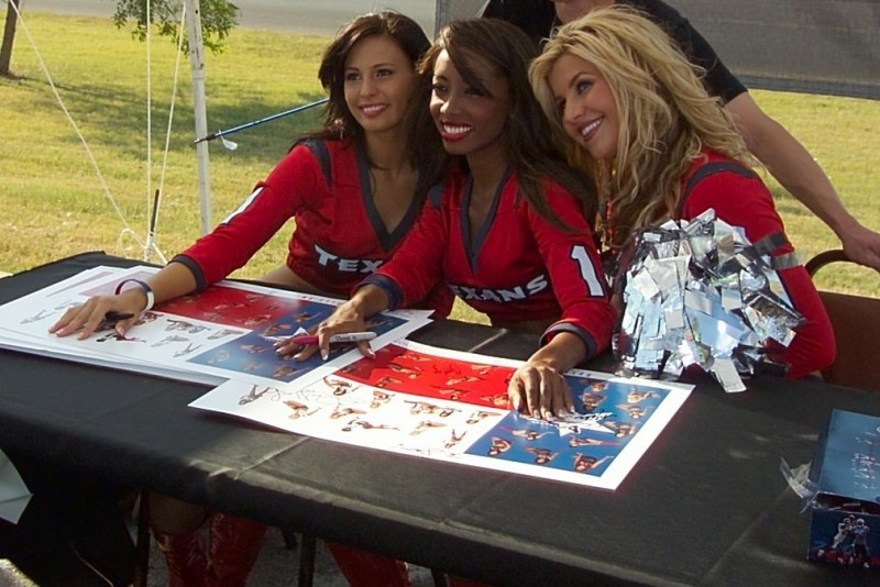 HTC Autograph Signing