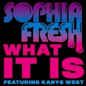 Crystal Tamar (Sophia Fresh) - What It Is (Feat. Kanye West)