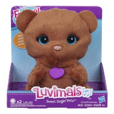 Hasbro Luvcub voiced by Crystal Tamar