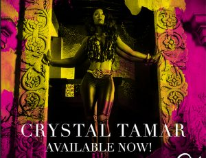 Crystal Tamar's EP Drops TODAY!