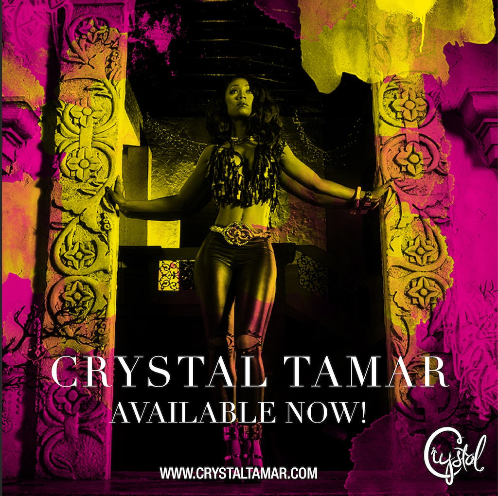 Crystal Tamar EP available NOW!