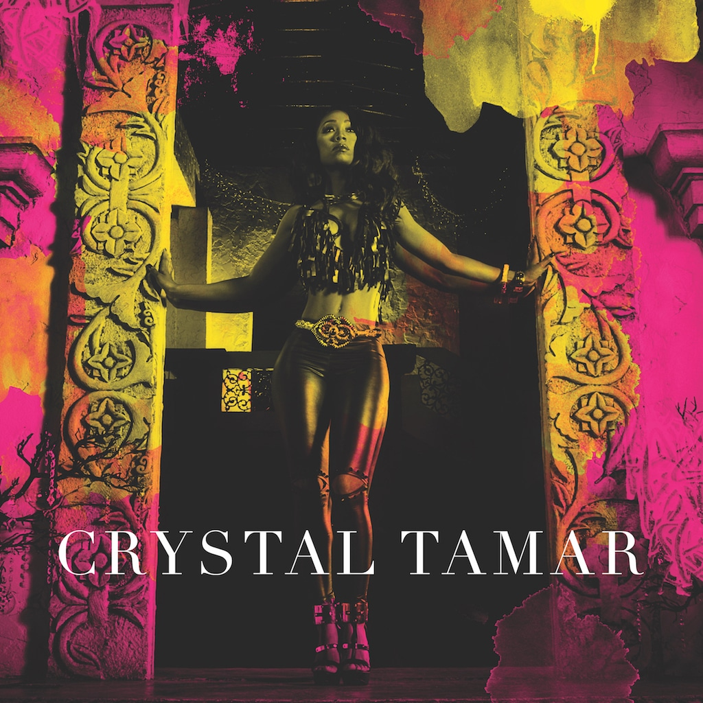 Crystal Tamar EP Cover