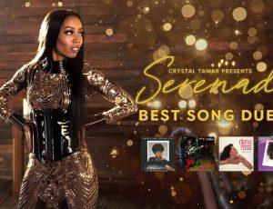 Crystal Tamar presents Serenade Best Song Duets with Craig Seymour