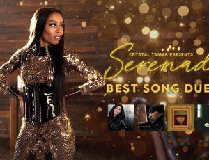 Crystal Tamar presents Serenade Best Song Duets with Lexx Jones