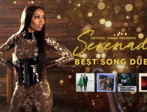 Crystal Tamar presents Serenade Best Song Duets with Cynthia Horner