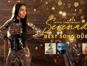 Crystal Tamar presents Serenade Best Song Duets with Aries Dendy